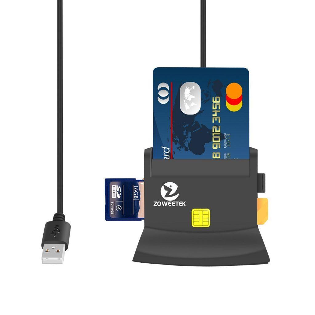 Lector DNI electrónico Zoweetek ofertas baratos precios dni electronico lector dni elctronico lector lector electronico dni gratis ofertas baratos precios